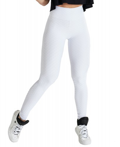 Leggings Ripple Let´s Gym White