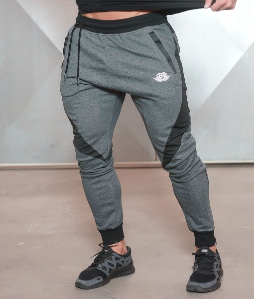 Body Engineers YUREI Jogger ANTHRACITE