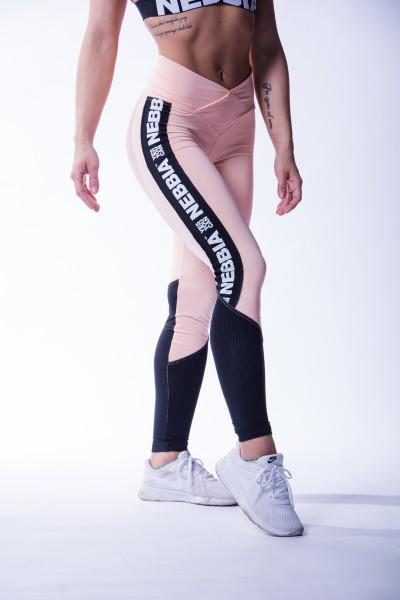 High Waist Leggings NEBBIA