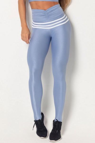 Sport Leggings Confident Blue HIPKINI