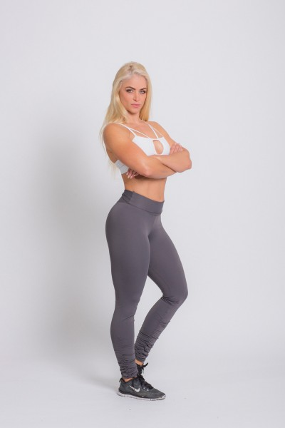 Leggings Poliana Grey Supersarada Gr L