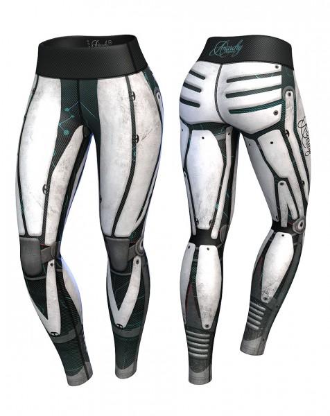 Anarchy Apparel Leggings Robota