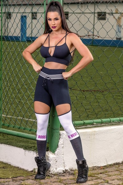 Fitness Leggings Team Scorelines HIPKINI