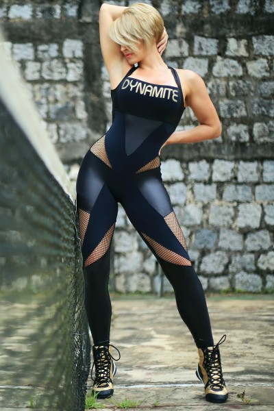 Fitness Jumpsuit Fusion Dynamite