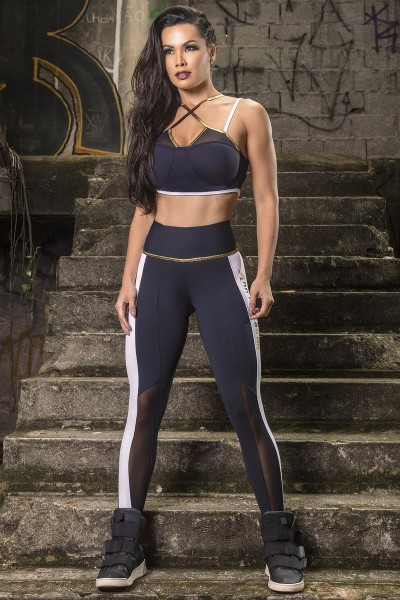 Fitness Leggings Rebel Redbridge HIPKINI