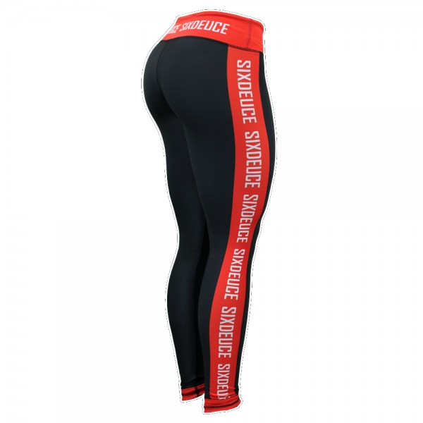 Sportleggings Caution Tape Six Deuce