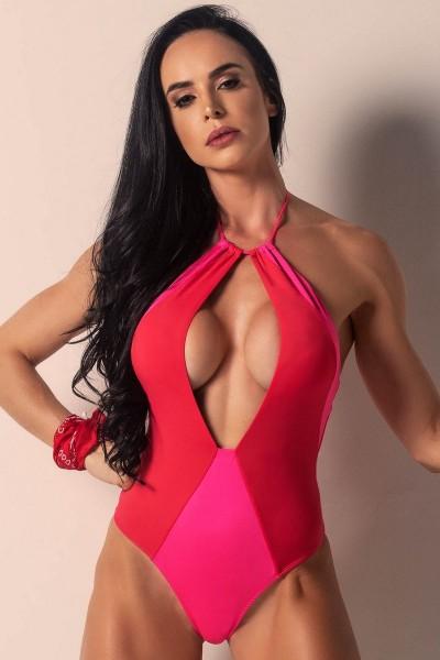 String Body Power Pink