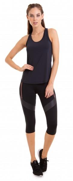 Fitness Leggings NZ Capri Sense Cajubrasil