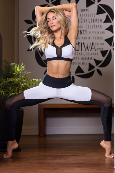 Yoga Leggings Meditation Galavasana HIPKINI