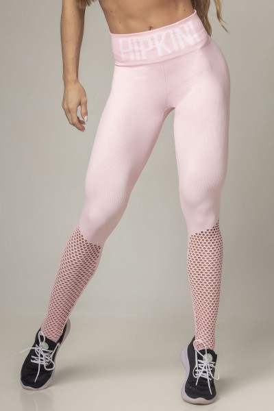 Seamless Fitness Leggings rose