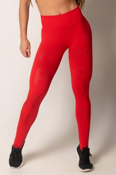 Rote Seamless Fitness Leggings EMANA