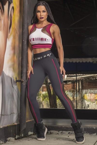 Sport Leggings B-Girl Hollowback