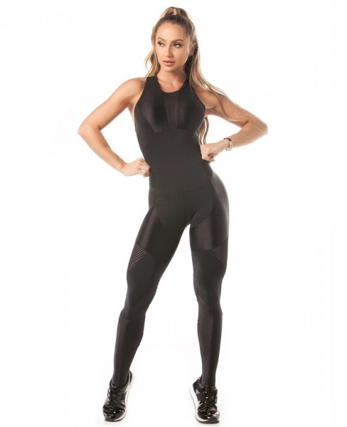 Fitness Overall Tech Fit Black