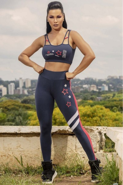 Sport Leggings Downtown Apartment HIPKINI