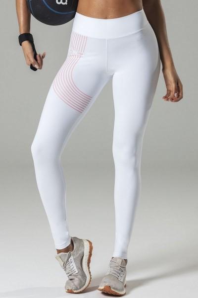 Fitness Leggings Glam Blanca HIPKINI