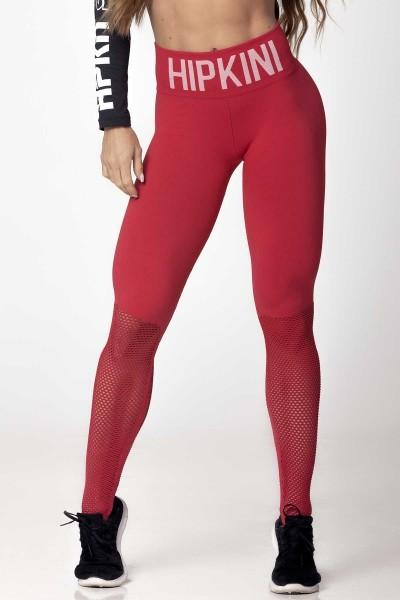 Rote Seamless Leggings EMANA