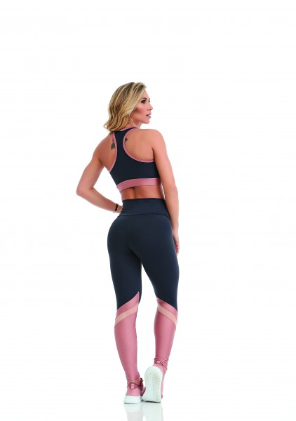 Fitness Leggings NZ Romantic Sense Cajubrasil