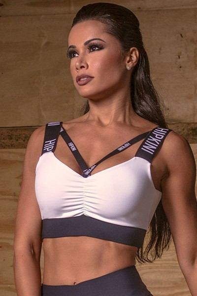 Sports-Bra Army Tactic HIPKINI