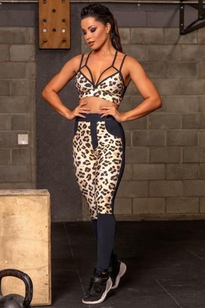Sport Leggings Woman Power Winner HIPKINI