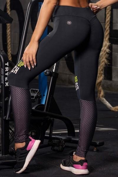 Scrunch Sport Leggings Ns Fitness HIPKINI