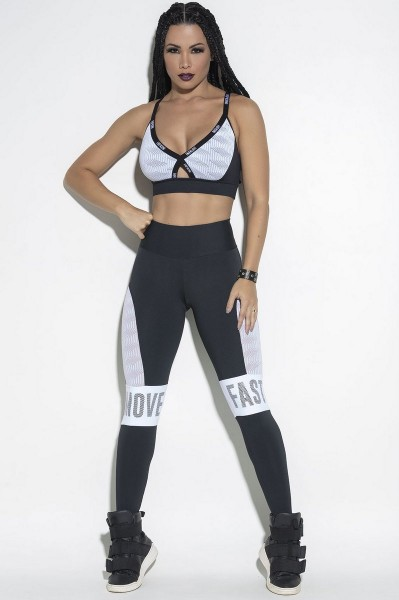 Sport Leggings B-Girl Power Step Hop