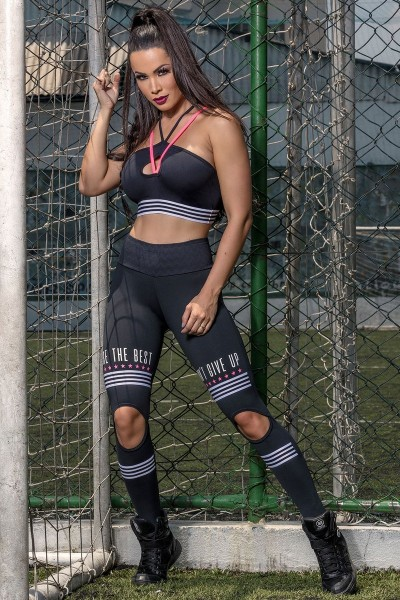 Fitness Leggings Team Pitch HIPKINI