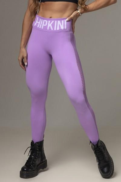 Purple Seamless Leggings EMANA HIPKINI