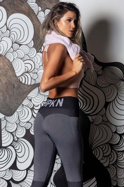 Seamless Leggings EMANA Sweat Fitness HIPKINI