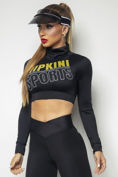 Fitness Cropped Top Irresistable Move HIPKINI
