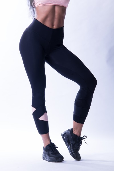 High Waist Leggings 7/8 NEBBIA