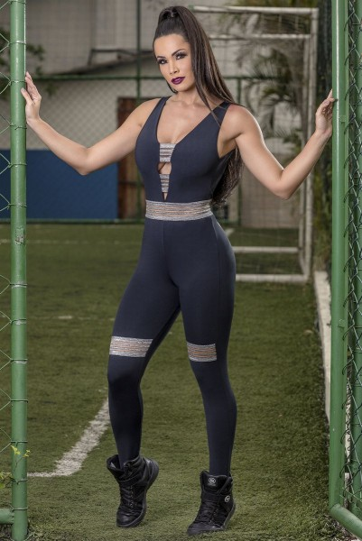 Sport Overall Team Fifty-fifty HIPKINI