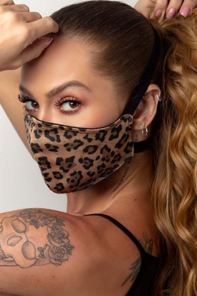 Gym Mask Animalprint HIPKINI