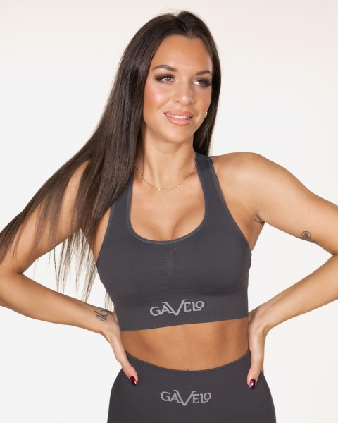 Seamless Fitness-Bra Iron GAVELO
