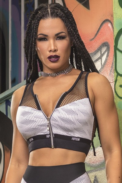 Sports-Bra B-Girl Top Rock HIPKINI
