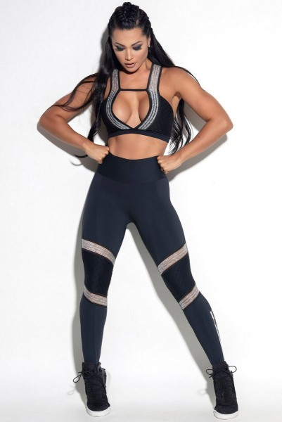 High Waist Leggings Speedway Fuel HIPKINI