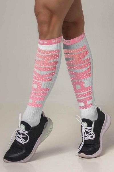 Gym Socken Weiss HIPKINI