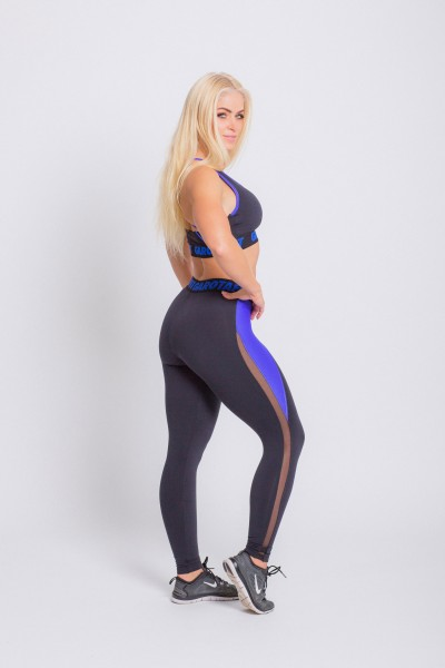 Outfit Legging & Top Perfect Garotafit