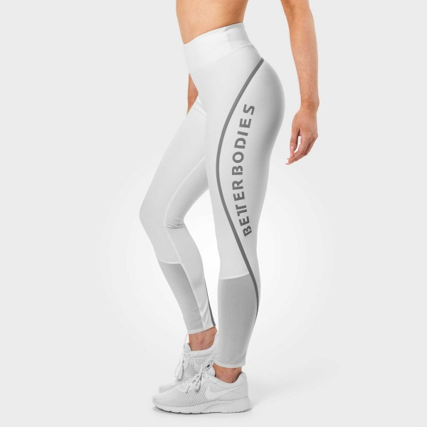Better Bodies Sport Tight Nolita White
