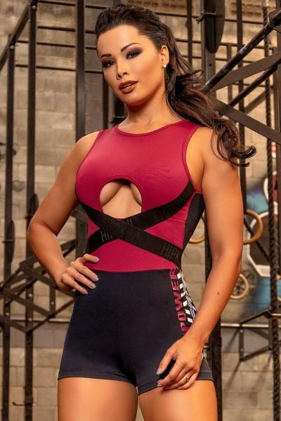 Bodysuit Woman Power Effect HIPKINI