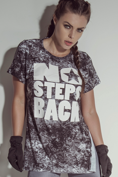No Steps Back Shirt SUPERHOT