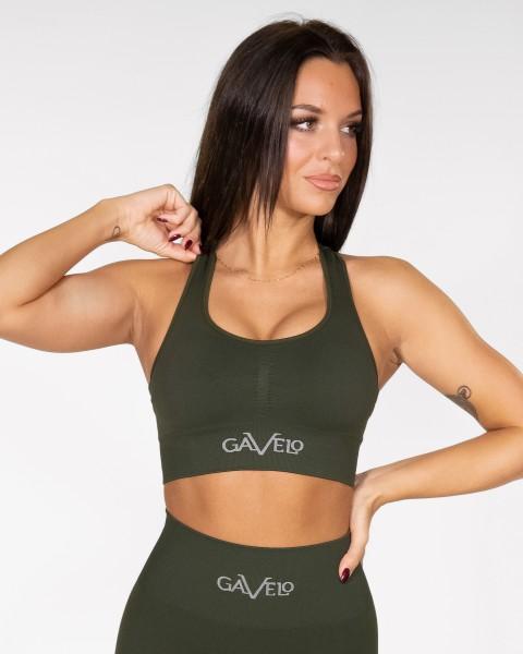 Seamless Fitness-Bra Forest GAVELO