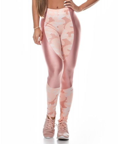 Camo Dream Sport Leggings Let´s Gym