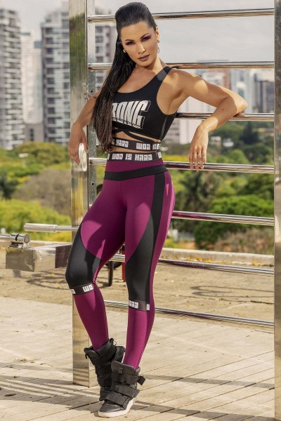 Funktions Leggings Downtown Sidewalk HIPKINI