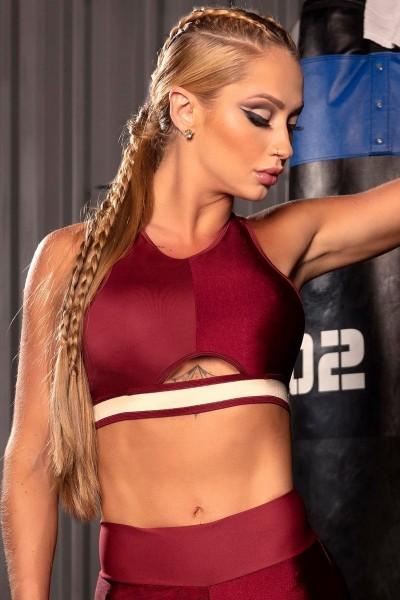 Fitness Top Knockout Bob HIPKINI