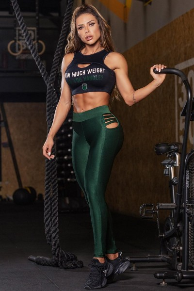 Sport Leggings Pulley HIPKINI