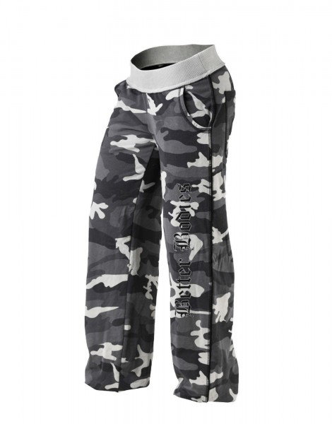 Soft Pant Better Bodies Camouflage grey