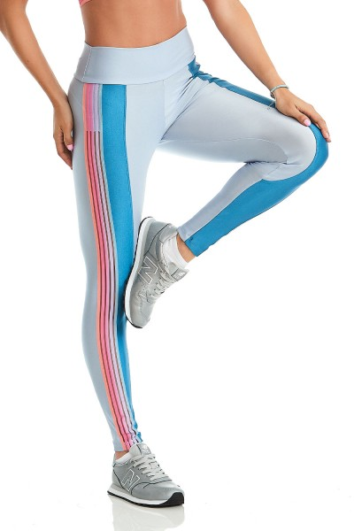 Sport Leggings Rainbow Cajubrasil