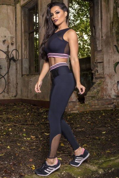 Fitness Leggings Rebel Hillingdon HIPKINI