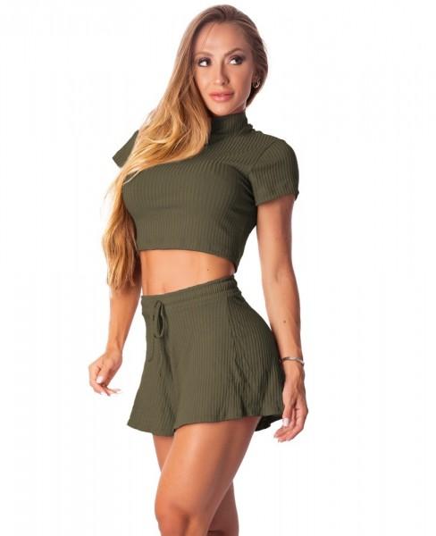 Fashion Oberteil Latina Verde LET´SGYM