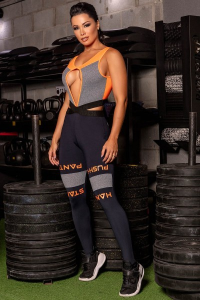 Sport Overall Woman Power Persistance HIPKINI